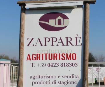 Agriturismo Zapparè (Trevignano)